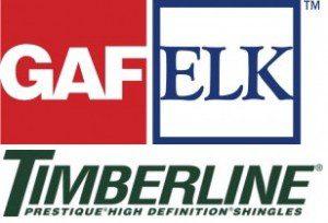 GAF and Timberline Shingles