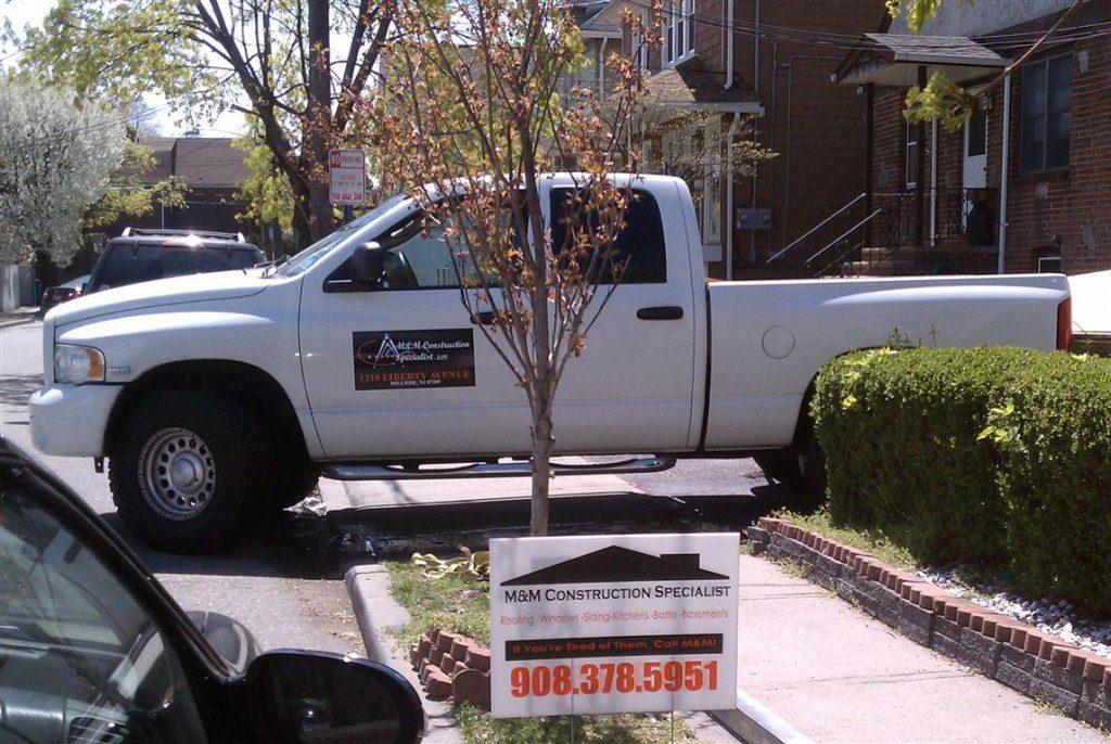 M&M Construction Specialist, LLC Pickup