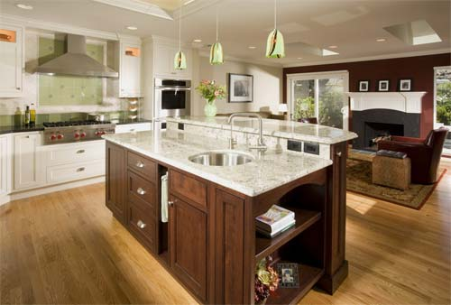 The Top Kitchen Island Installers In Nj M Construction