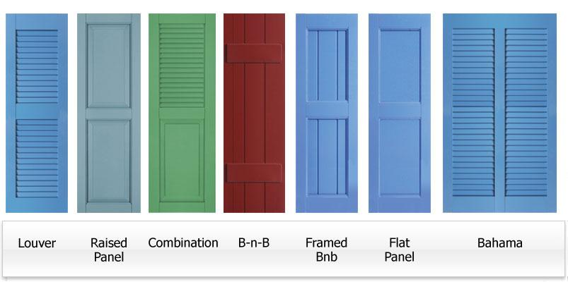 shutter-styles