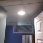 New ceiling tiles installed in Mountain Lakes, NJ.