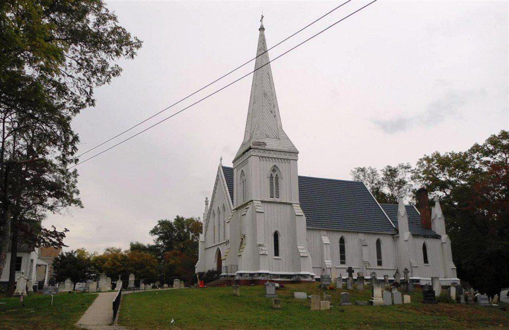 St. Peter's Episcopal Church, Spotswood, NJ