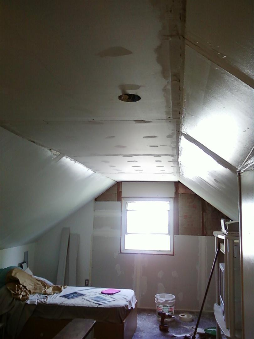 Interior Fire Damage To Walls And Ceilings Their Reconstruction In Metuchen NJ