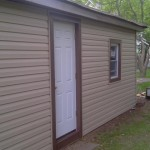 After installing new windows, roofing and siding.