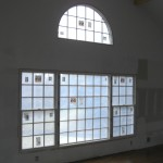 New Anderson windows installed in the Great Room.