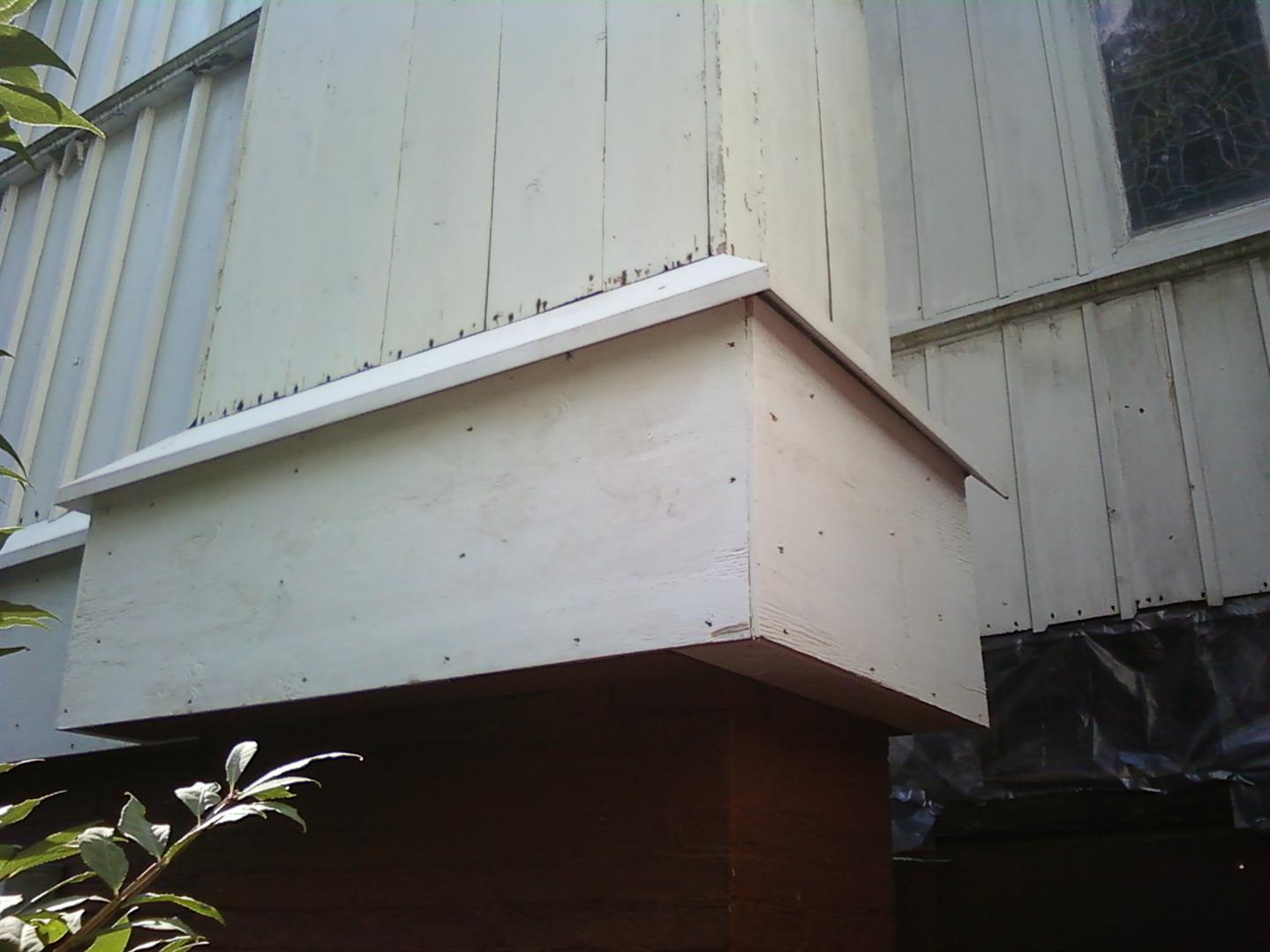 Amazing Carpentry Repairs On Spotswood Nj Church M Amp M
