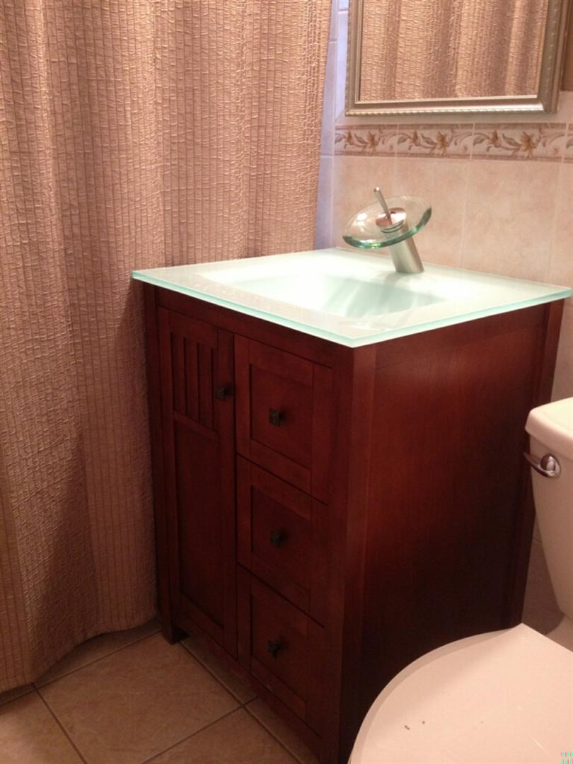 1 Union Nj Bathroom Vanity Installation Services M M Construction Morristown Nj Roofing