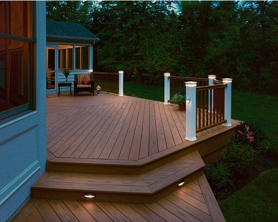 Decks And Railings New Jersey Contractors M Amp M