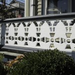 Historic NJ Porch Detail