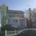 A new asphalt shingle GAD roof is installed in Hillside, NJ.