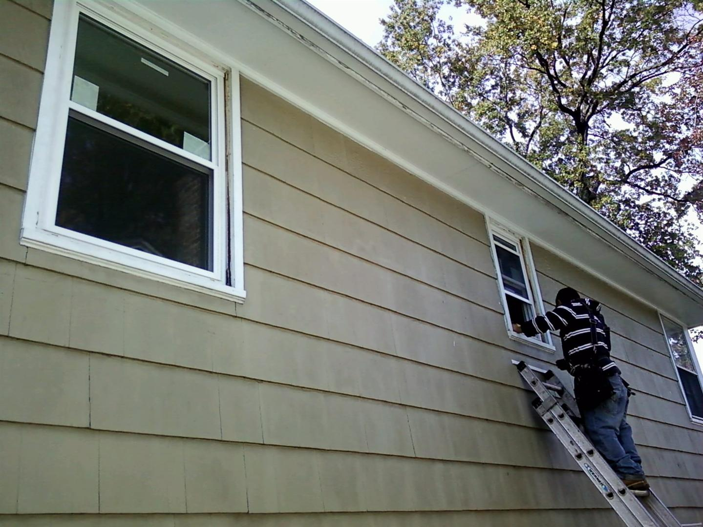 Top union nj window and siding installation m m for Best new construction vinyl windows