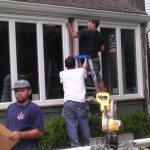 New windows installed in Cranford, NJ.
