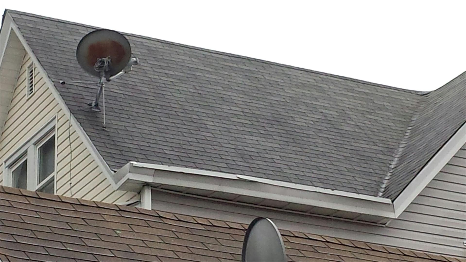 Clifton Nj Yankee Gutter And Roofing Shingles Replacement