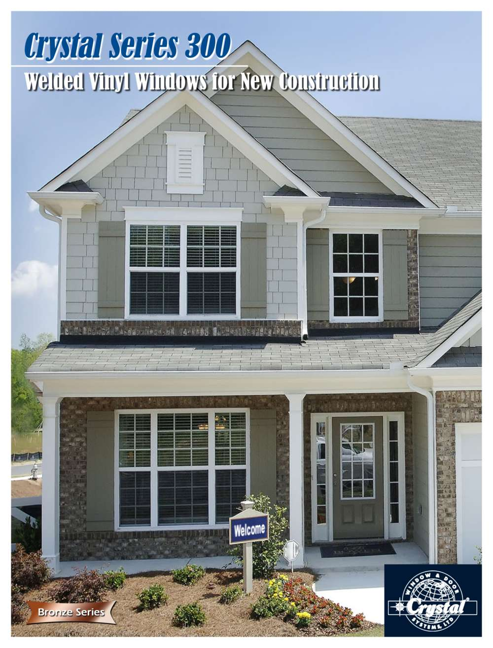 Top nj crystal window installers m m construction for Best new construction windows