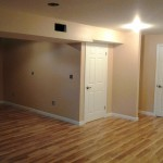 New flooring, sheetrock, and doors in Chatham, NJ.