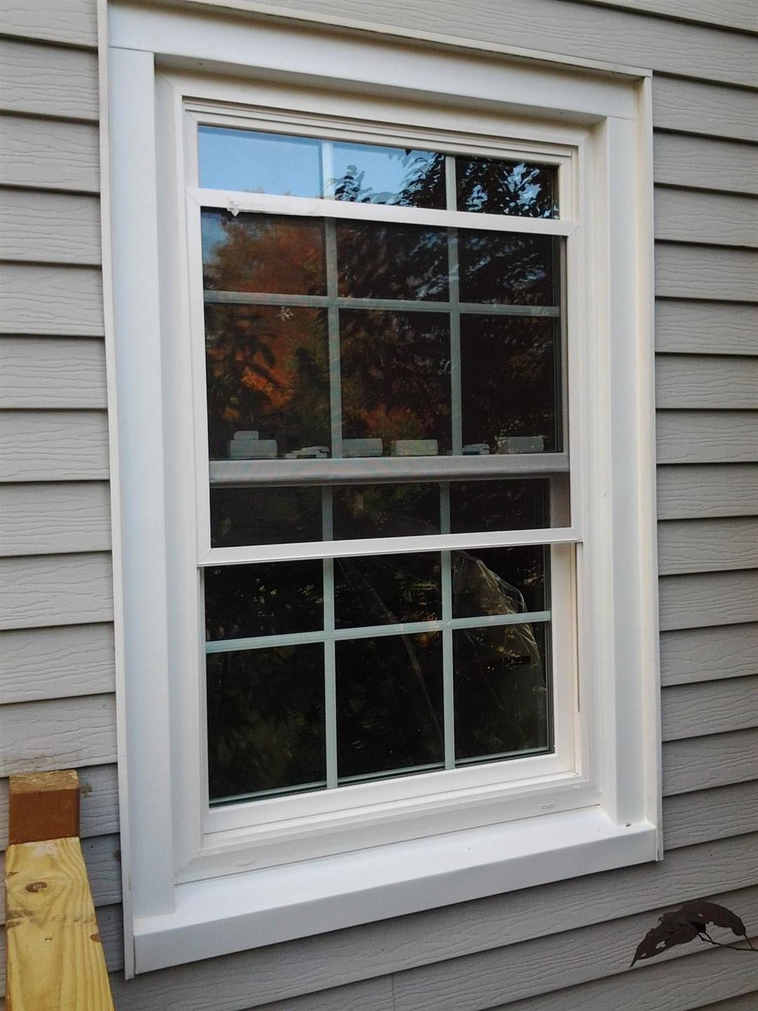 Call m m construction specialist at 908 378 5951 to for Installing vinyl replacement windows