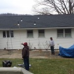 New GAF Timberline shingles have been installed in Watchung, NJ.