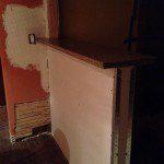 New grante countertop installed in Hasbrouck Heights, NJ.