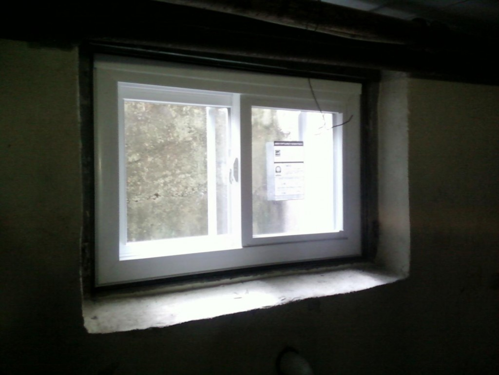 Window Wednesday Replacement Basement Windows In Union