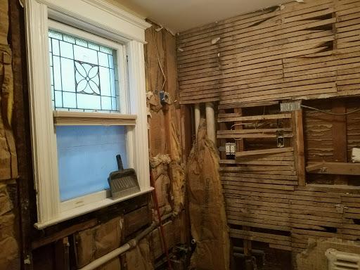 Bathroom Renovation Jersey City jersey city, nj bathroom renovation - m&m construction